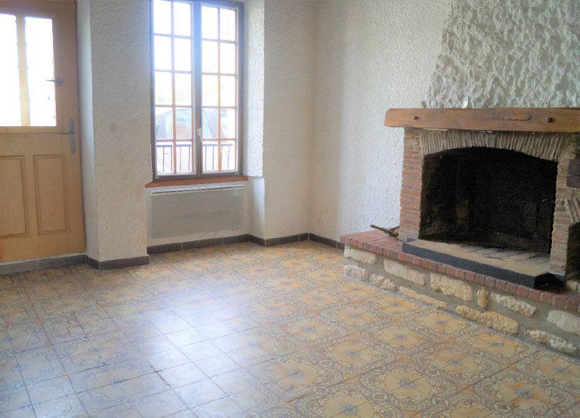 Maison à vendre 73m2 à Liesse-Notre-Dame
