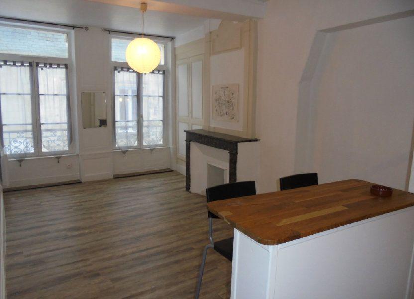 Appartement à louer 34m2 à Laon