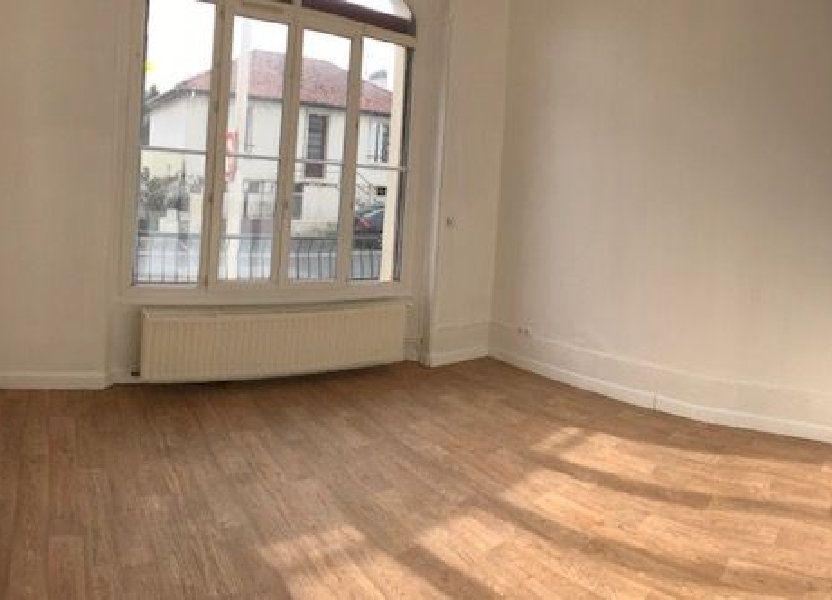 Appartement à louer 45m2 à Laon