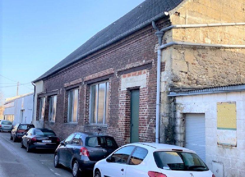 Immeuble à vendre 200m2 à Laon