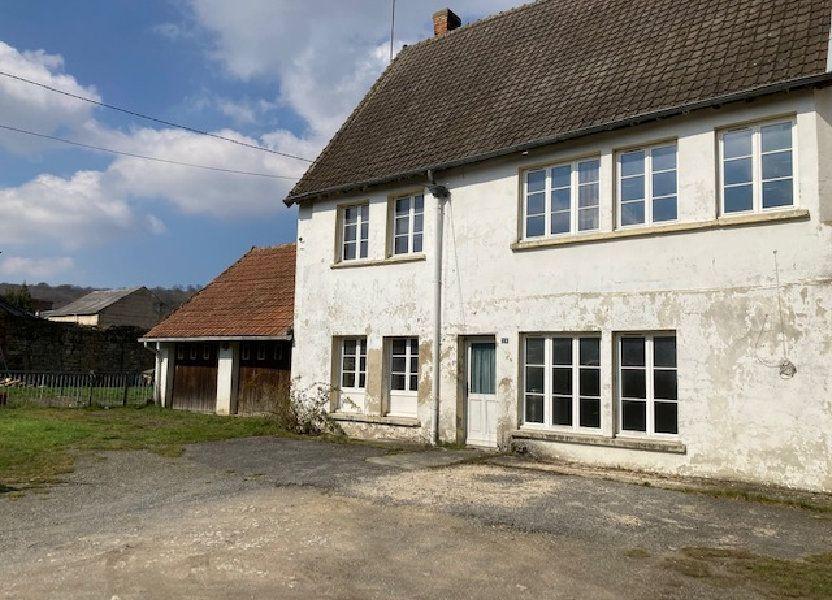 Maison à vendre 160m2 à Mauregny-en-Haye