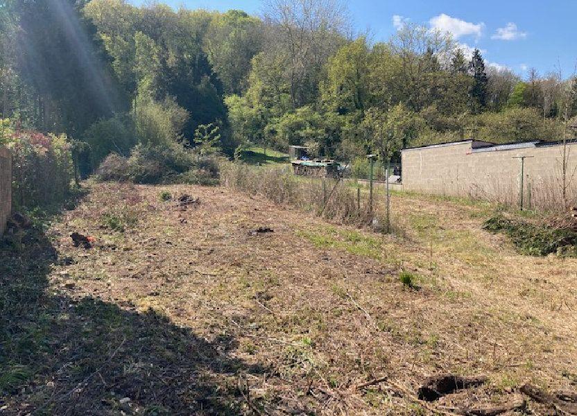 Terrain à vendre 2379m2 à Bruyères-et-Montbérault