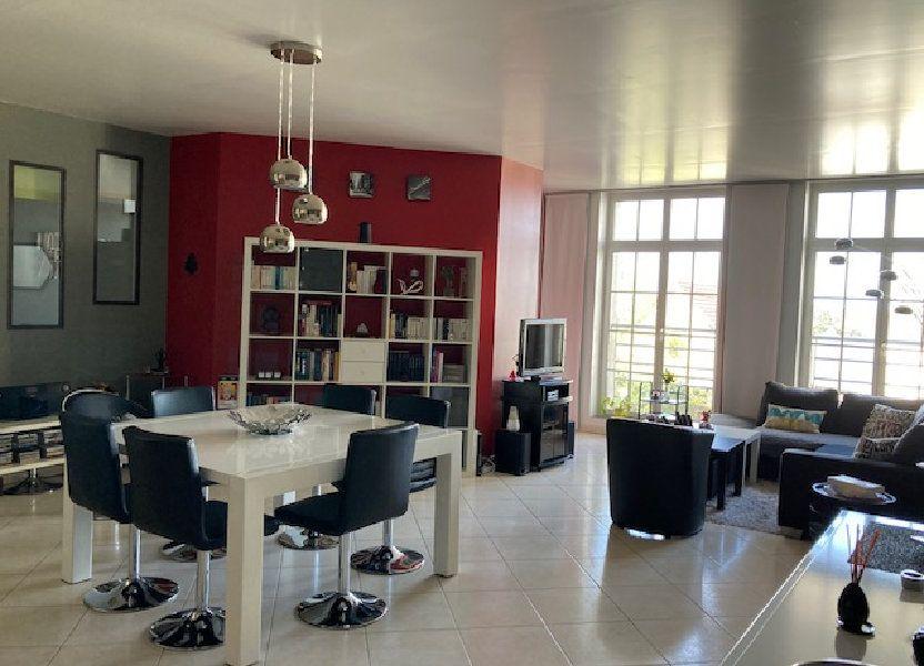Appartement à vendre 138m2 à Laon