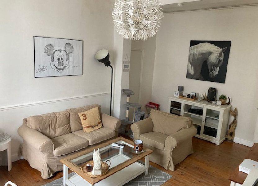 Appartement à vendre 70m2 à Laon