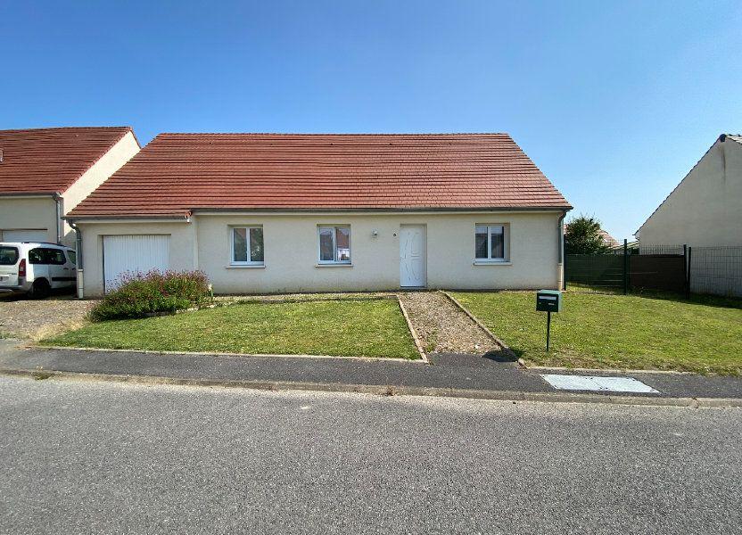Maison à vendre 98m2 à Aulnois-sous-Laon