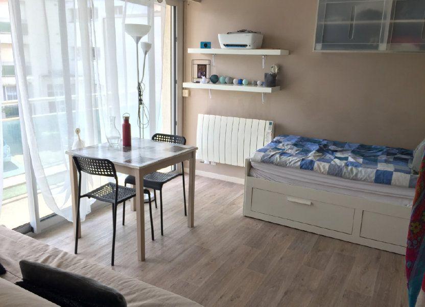 Appartement à louer 20m2 à Berck