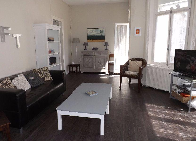 Appartement à louer 52.47m2 à Berck
