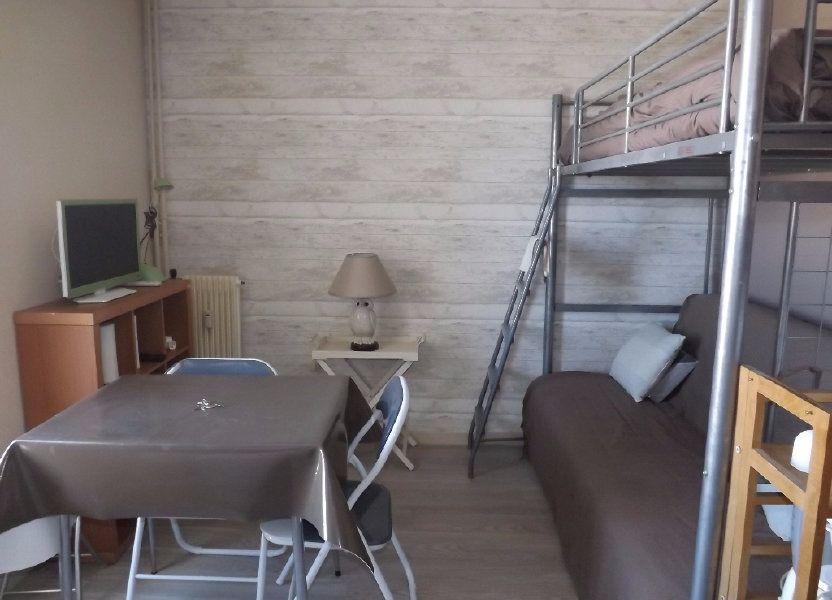 Appartement à louer 15m2 à Berck