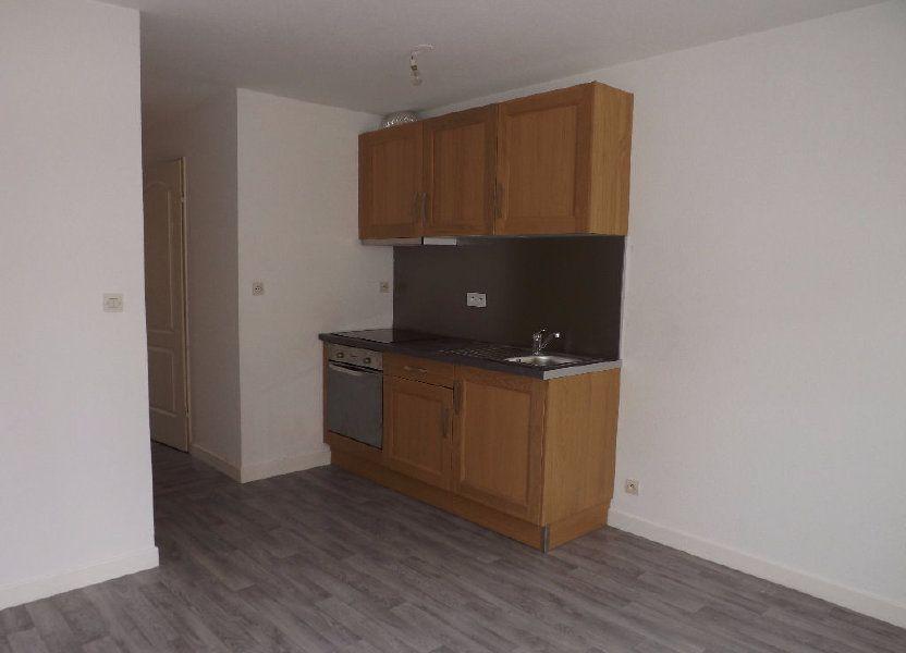 Appartement à louer 27m2 à Berck