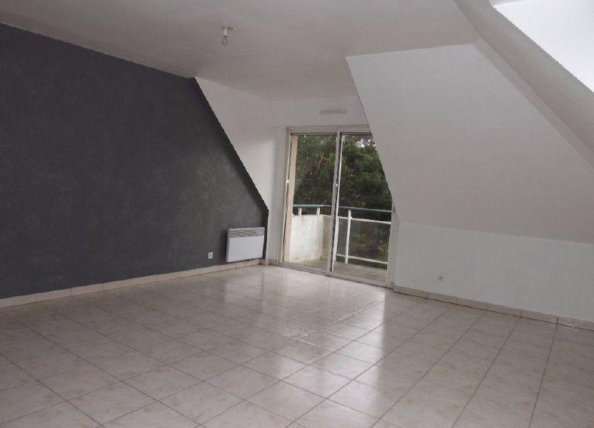 Appartement à louer 52.45m2 à Berck