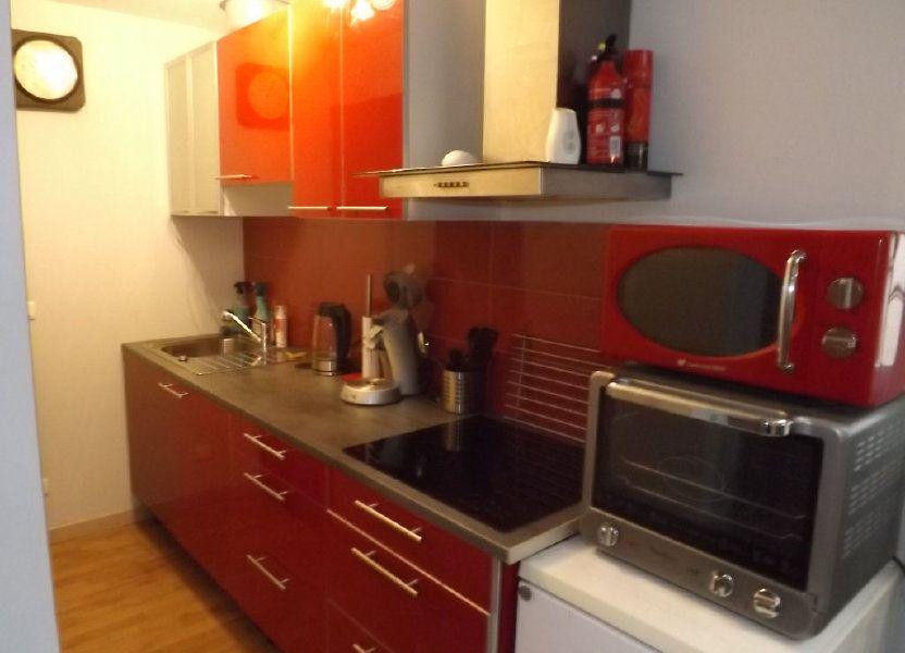 Appartement à louer 17.2m2 à Berck