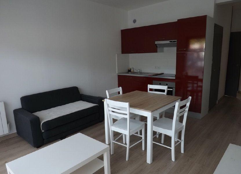 Appartement à louer 33.77m2 à Berck
