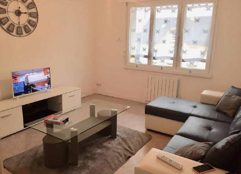 Appartement à louer 52m2 à Berck