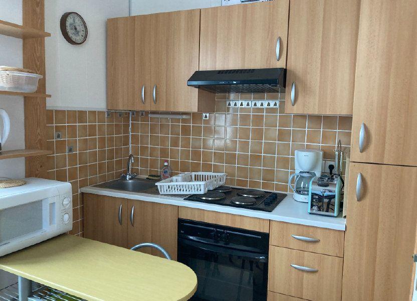 Appartement à louer 46m2 à Berck