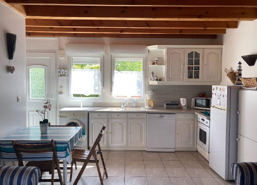 Maison à louer 44.85m2 à Berck