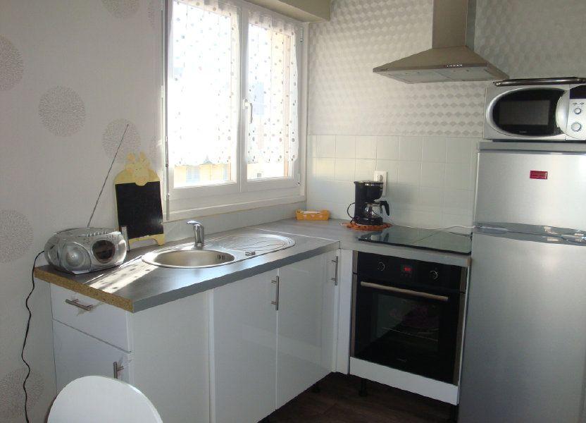 Appartement à louer 29.38m2 à Berck