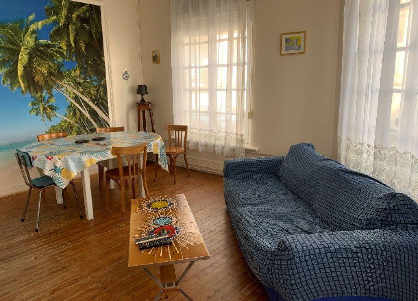 Appartement à louer 57.52m2 à Berck
