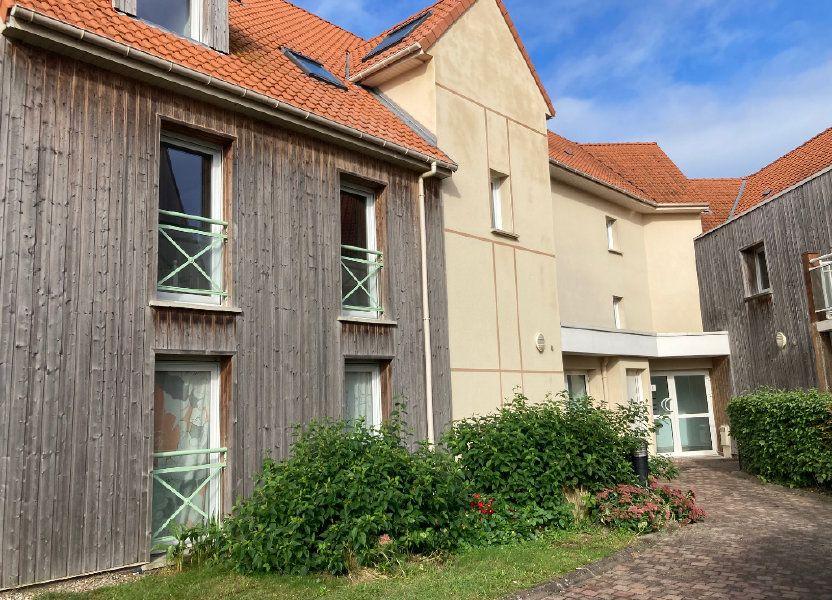 Appartement à vendre 50.51m2 à Berck