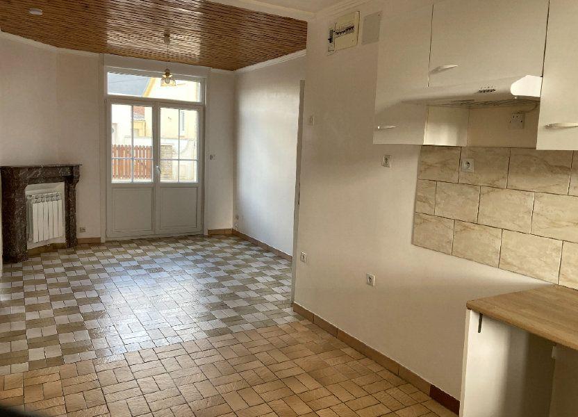 Appartement à louer 38m2 à Berck