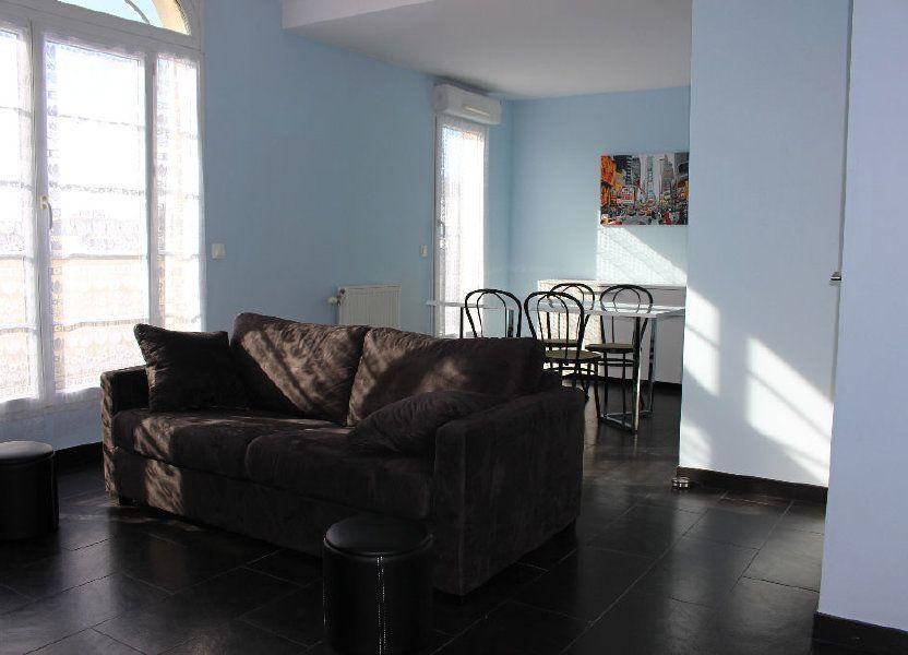 Appartement à louer 51.31m2 à Bussy-Saint-Georges