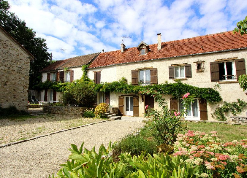 Maison à vendre 344m2 à Saint-Germain-sur-Morin