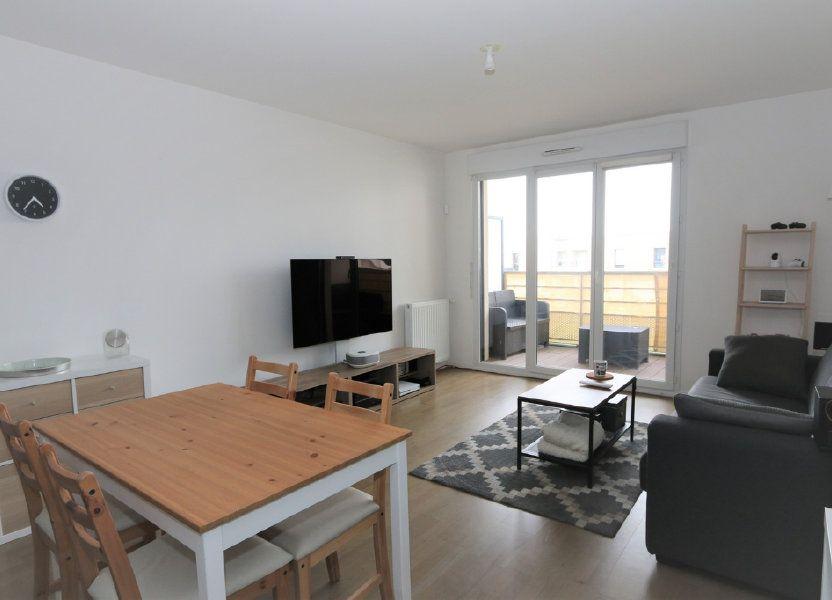 Appartement à vendre 56.44m2 à Ferrières-en-Brie
