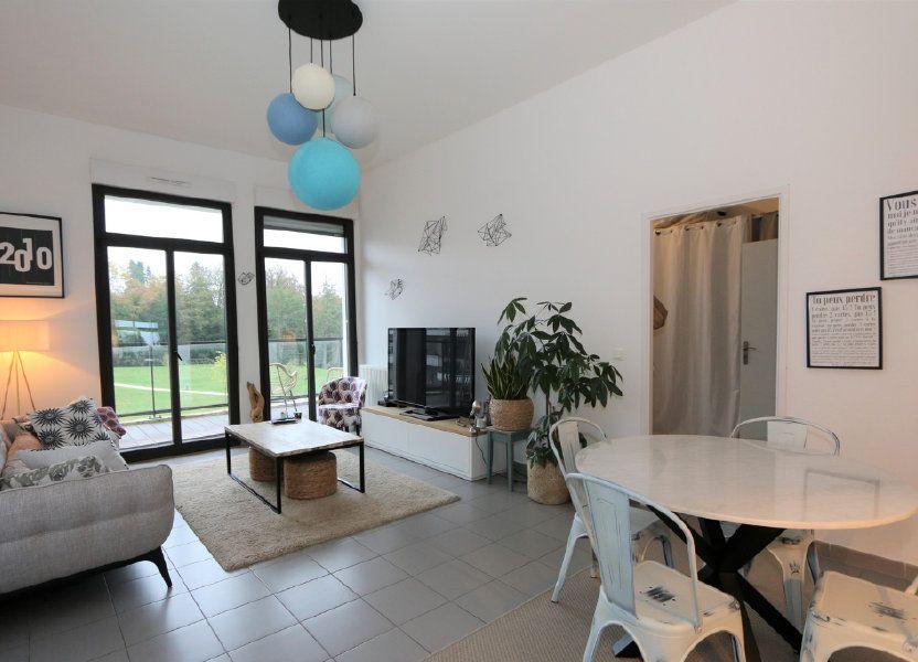 Appartement à vendre 86.4m2 à Ferrières-en-Brie