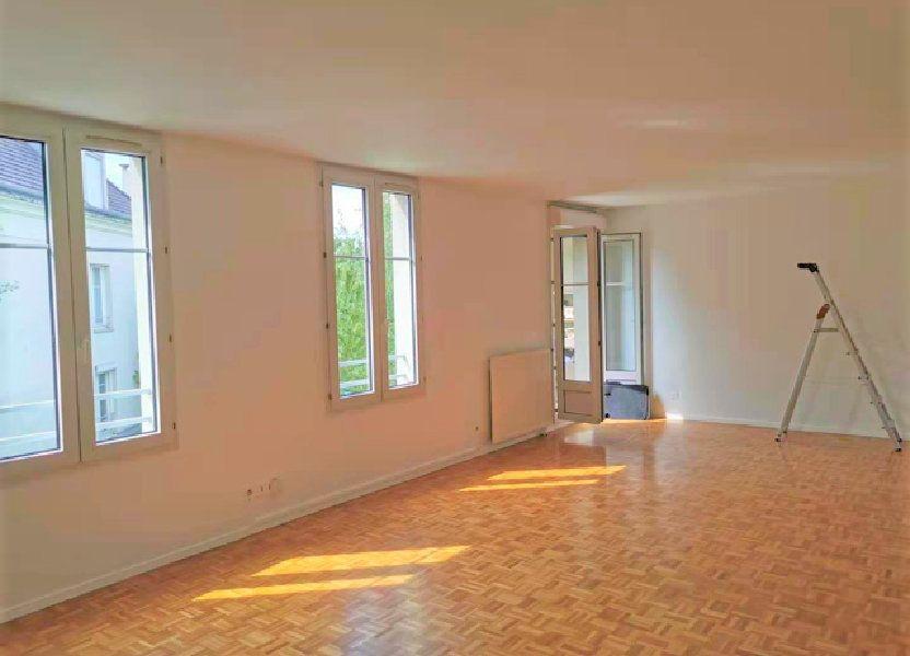 Appartement à louer 85.26m2 à Bussy-Saint-Georges