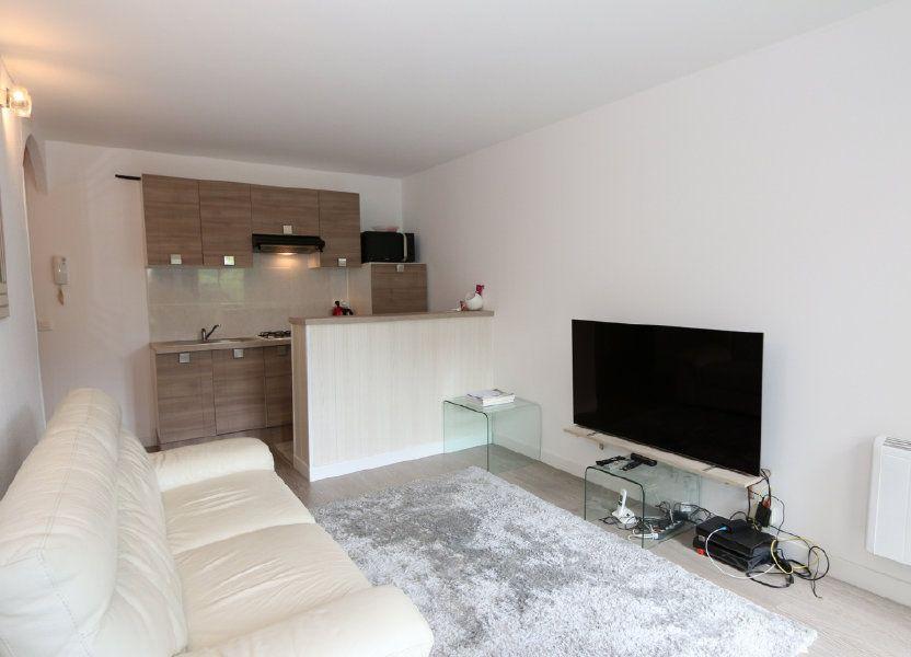 Appartement à vendre 29.53m2 à Bussy-Saint-Georges
