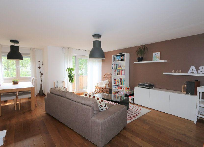Appartement à vendre 69.3m2 à Bussy-Saint-Georges