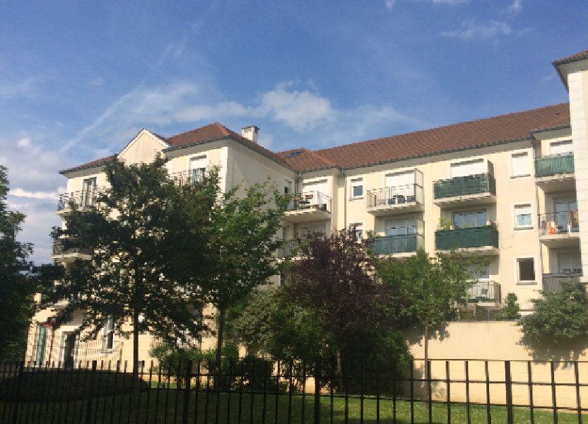 Appartement à louer 80.96m2 à Bussy-Saint-Georges