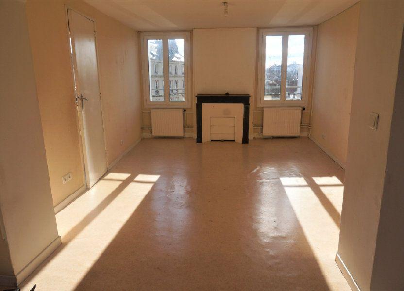 Appartement à vendre 70m2 à Pontoise