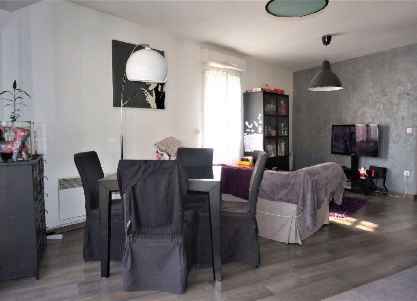 Appartement à vendre 61m2 à Pontoise