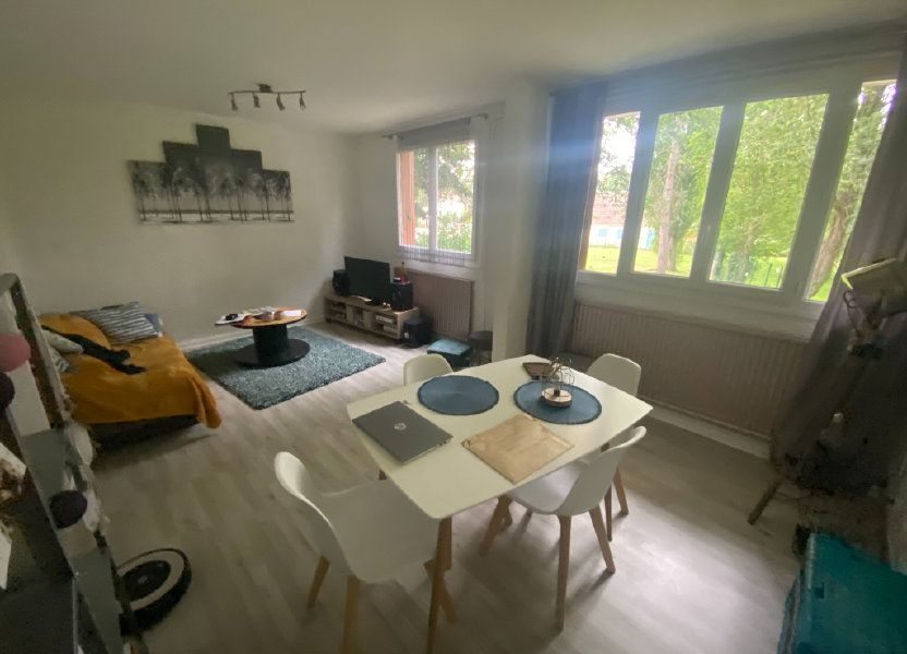 Appartement à vendre 45.95m2 à Saint-Ouen-l'Aumône