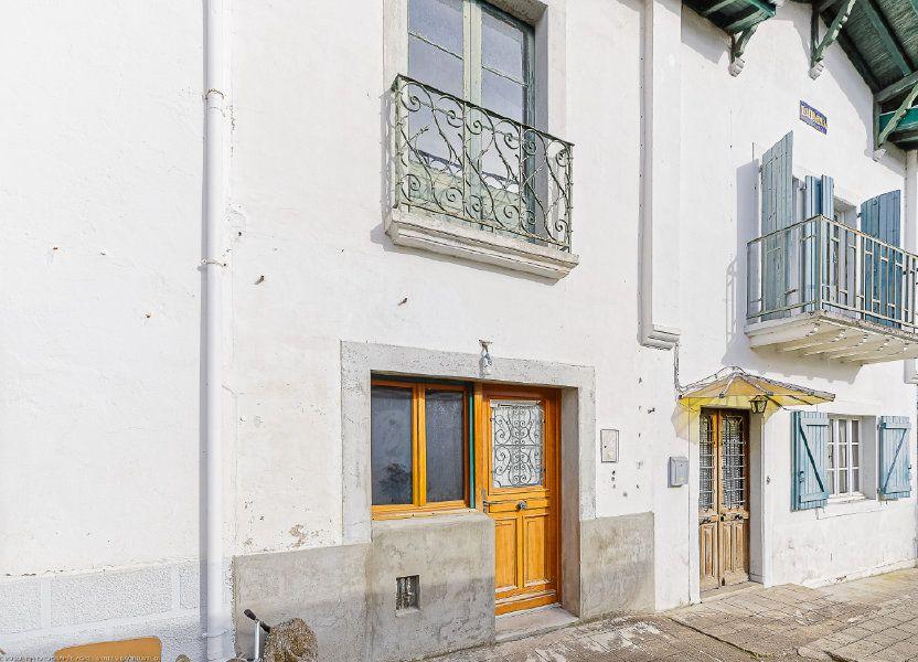 Appartement à vendre 36.56m2 à Ustaritz