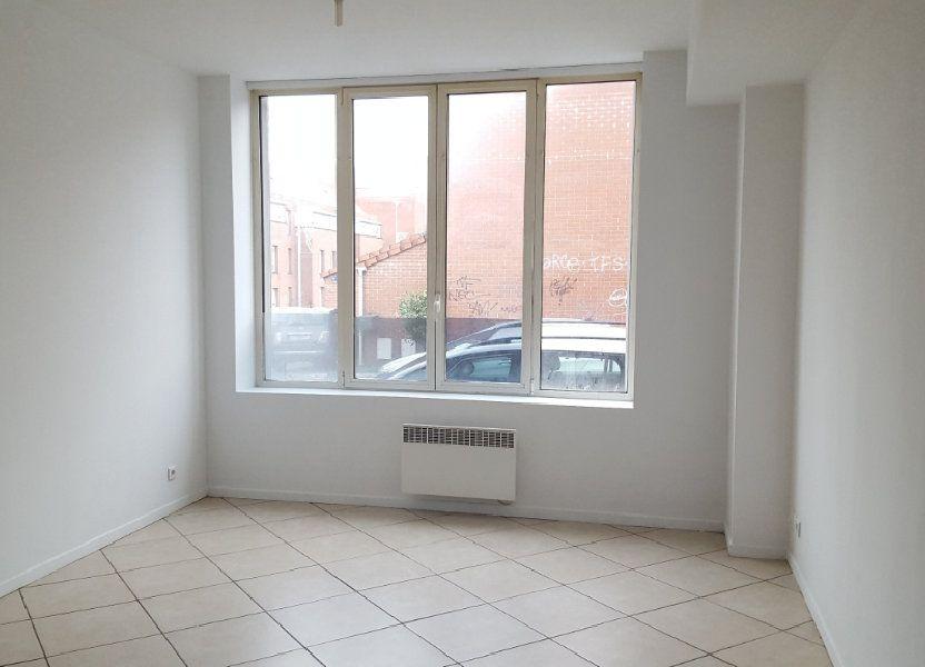 Appartement à louer 38m2 à Armentières