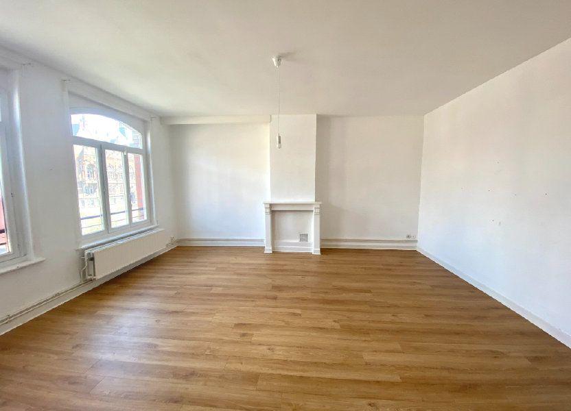 Appartement à louer 86m2 à Armentières