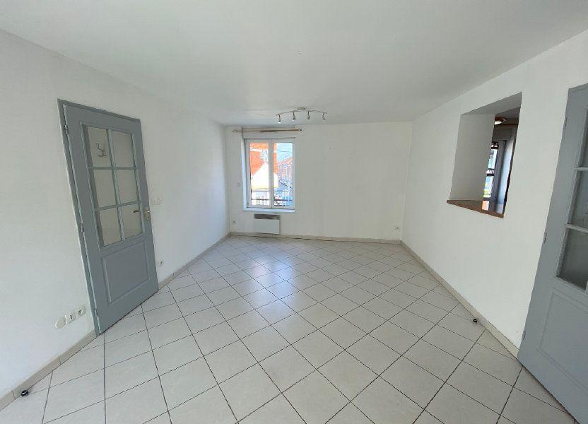 Appartement à louer 62m2 à Armentières