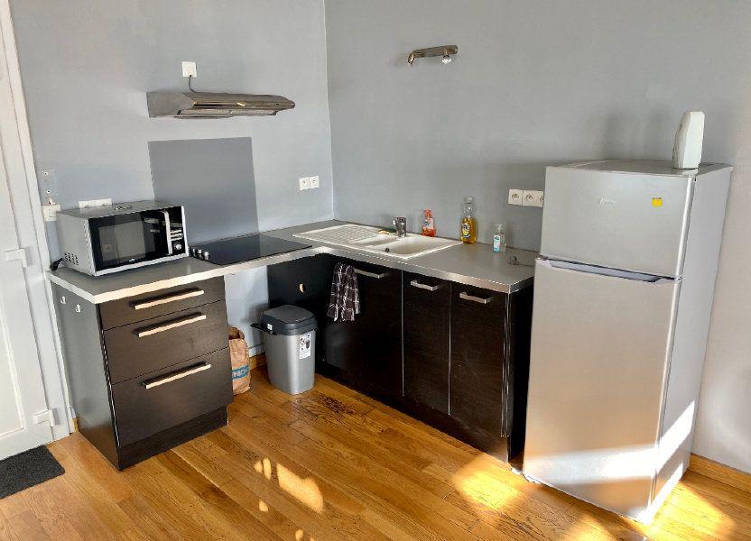 Appartement à louer 31m2 à Armentières