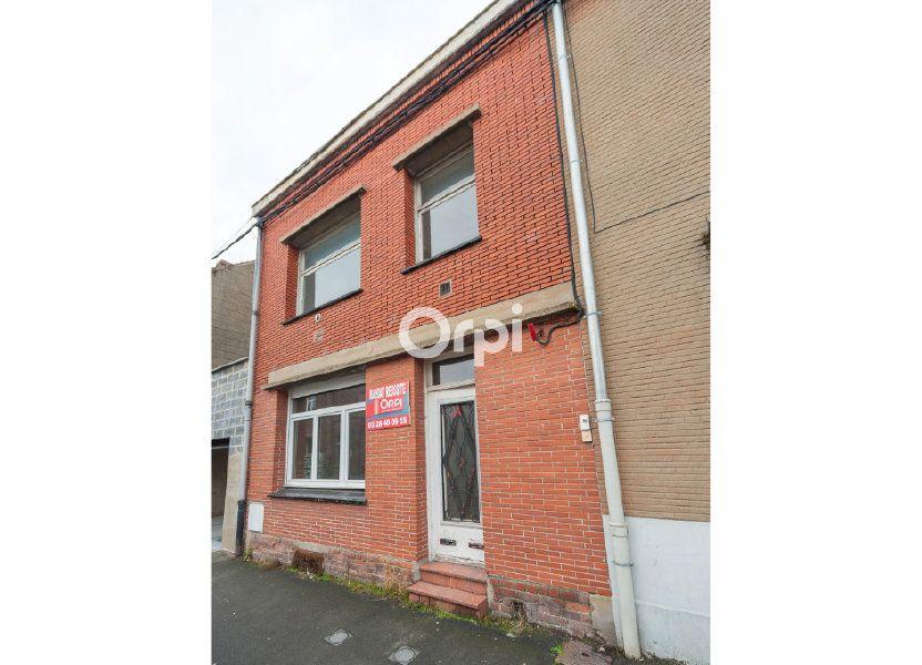 Maison à vendre 124.5m2 à Hazebrouck