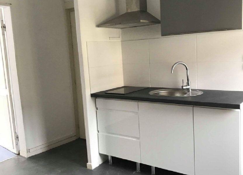 Appartement à louer 30m2 à Hazebrouck