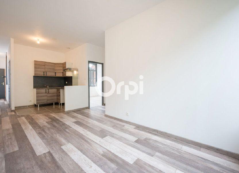 Appartement à vendre 48.35m2 à Armentières