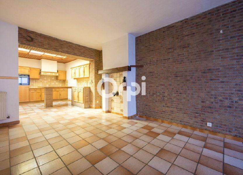 Maison à vendre 125m2 à Wattrelos