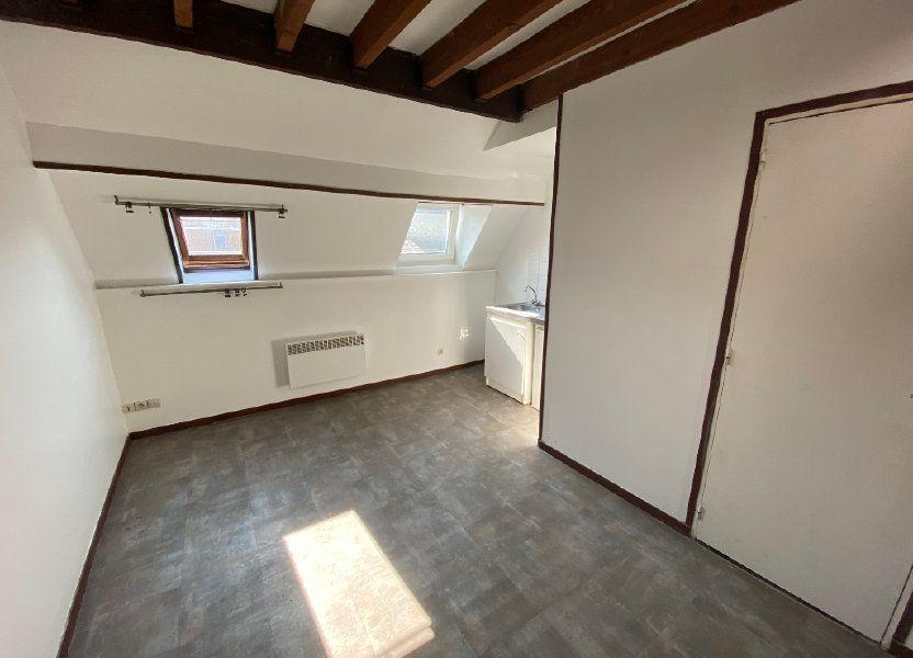 Appartement à louer 28m2 à Armentières