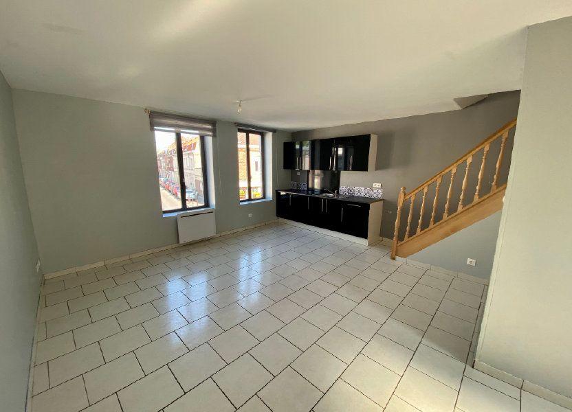 Appartement à louer 57m2 à Armentières