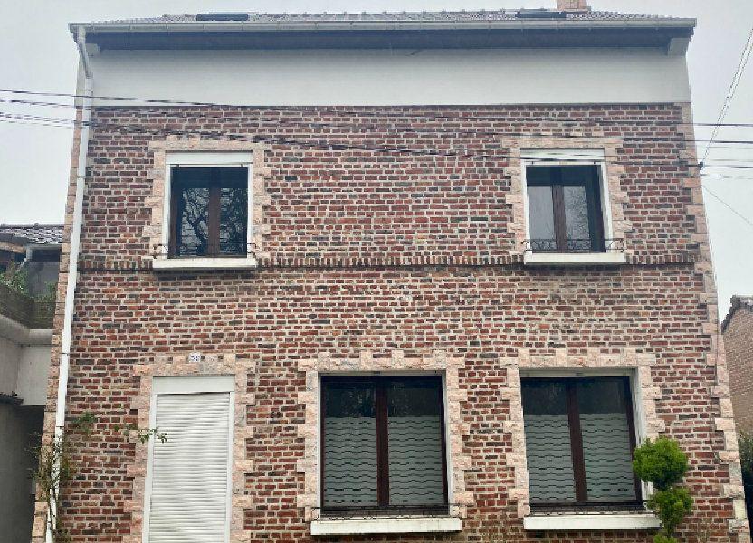 Maison à louer 100m2 à Lille