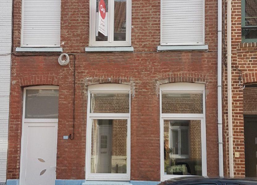 Maison à louer 115m2 à Hazebrouck