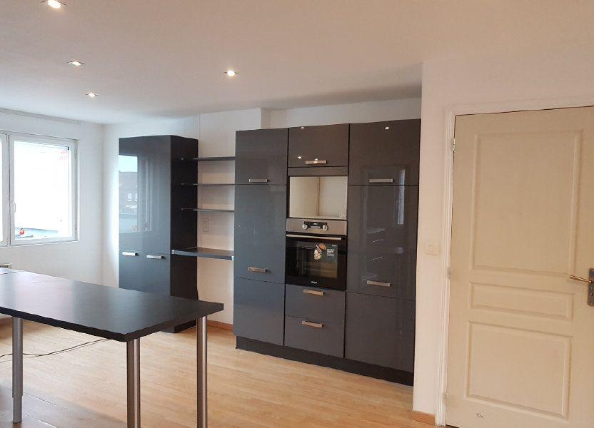 Appartement à louer 86m2 à Steenvoorde