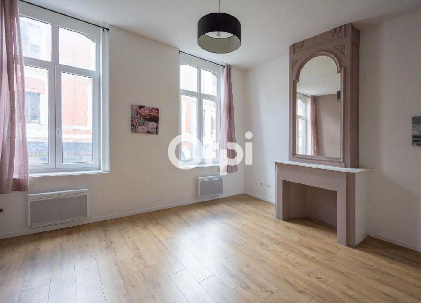 Appartement à vendre 60m2 à Roubaix
