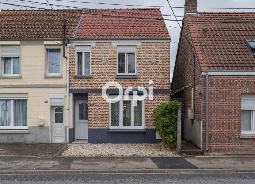 Maison à vendre 95m2 à Hazebrouck